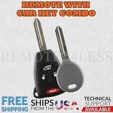For 2006 2007 2008 2009 2010 2011 2012 2013 Dodge Durango 4b Remote Key Set