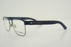 DOLCE & GABBANA DG 1270 1263 Navy Blue 54-18-145 Eyeglasses