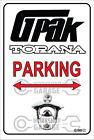 Pop A Top - Wall Mount Bottle Opener Metal Sign - Holden GPACK Torana Logo