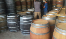 10 Authentic Used Oak Wine Barrels - Pickup Only, California Central Coast