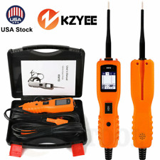 KZYEE KM10 Car Circuit Tester Electrical System 12V/24V Power Probe AVOmeter US