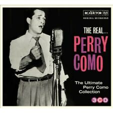 Real Perry Como - Perry Como (2011, CD NEU)3 DISC SET