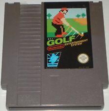 Nintendo NES Spiel  : NES Golf (Originalmodul) sehr gut ohne OVP