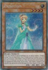 Yugioh Prinzessin Secret BLRR 1st Ed Mint