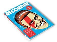 David Bowie / Recorder Limited Edition Magazine Kickstarter Issue #1
