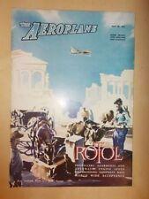May Aeroplane Aircraft Weekly Magazines