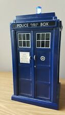 DOCTOR WHO 11th DOCTORS FLIGHT CONTROL TARDIS LIGHTS AND SOUNDS VERY RARE!!!