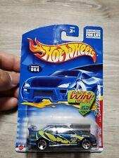 Hot Wheels Honda Civic Wings West 2002 Edition EM1 Tuners Mattel