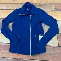 Jofit Golf Womens Jumper Jacket Size Small Brand New NWOT Tennis Running A122