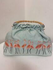 Lulu Guinness Flamingo Bag