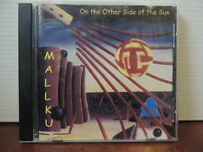 MALLKU CD SIGNED BY THE GROUP ON THE OTHER SIDE OF THE SUN SOUTH AMERICAN ANDES