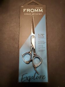"""FROMM Shear Artistry 5.75"""" Shear (all purpose cutting)"""