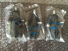 STAR WARS-1984-THE EMPEROR--KENNER BAGGIE-ROTJ-VINTAGE Lot Of 3