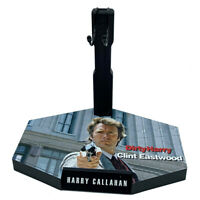 1/6 Scale Action Figure Stand Dirty Harry Clint Eastwood Harry Callahan #03