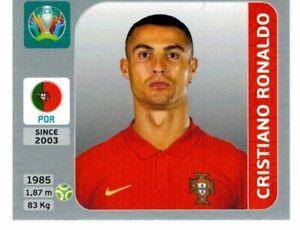 PANINI EURO 2020 PEARL SWISS EDITION FIGURINA 676 CRISTIANO RONALDO (PORTUGAL)