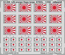 Eduard 1/350 IJN Ensign Bandiere in acciaio di grandi dimensioni # 53208
