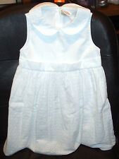 NWT Gymboree Spring Dressy Collection Eyelet Dress 4T