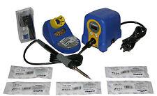 Hakko FX888D-23BY Solder Station + Chisel Bundle T18-D08/D12/D24/D32/S3 + SK-001