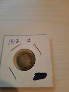 1912 d coin