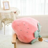 Soft Pillow Strawberry Pineapple Shape Stuffed Pillow Sofa Cushion Fruits Plush
