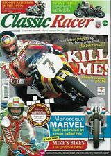 CLASSIC RACER No.196 M/Apr.19 (NEW COPY)*Post included to UK/Europe/USA/Canada
