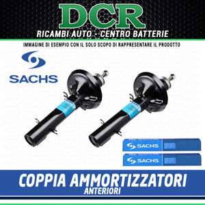 Coppia Ammortizzatori anteriori Sx Dx SACHS 314839 314840 FIAT