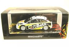1 43 Minichamps Ford Focus RS WRC #46 Rally Monza Rossi/cassina 2008