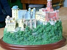Lenox Pena Palace Great Castles of the World Sintra Portugal castle model 1997
