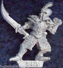 1989 Dark Elf MM70 DE 13 Marauder Elven Army Drow Warrior Warhammer Citadel AD&D