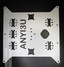 Anycubic i3 Mega Aluminium composit Heated Bed Support, Y carriage Plate