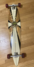 """New listing ARBOR FISH BAMBOO 37"""" COMPLETE LONGBOARD"""