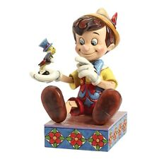 Disney Traditions Just Give A Little Whistle PINOCCHIO 75th Figurine
