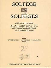 SOLFEGE des solfèges - Vol. 2C   2 clés s/a. Solfège/Formation musicale