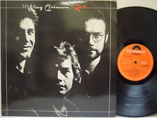 KING CRIMSON - Red LP (RARE UK Import on POLYDOR)