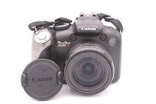 Canon PowerShot SX20 IS 12.1MP Digital Camera - Black