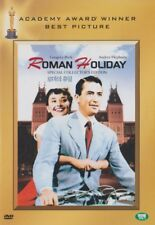 Roman Holiday (1953) Audrey Hepburn / Gregory Peck DVD NEW **FAST SHIPPING**