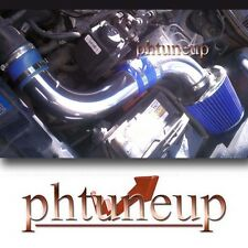 BLUE 2002-2005 PONTIAC SUNFIRE 2.2 2.2L (ECOTEC ONLY) AIR INTAKE KIT SYSTEMS