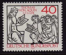 W Germany 1974 St Thomas Aquinas SG 1694 MNH
