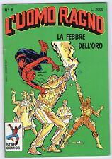 fumetto L'UOMO RAGNO STAR COMICS MARVEL numero 8 OTTIMO/EDICOLA