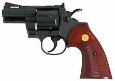 Crown model Hop-up air revolver No.15 COLT Python 2.5 inch black