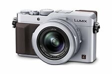 Panasonic Lumix Dmc-lx100 silver 4k