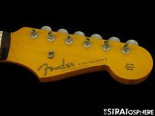 Fender Vintage 62 Stratocaster Strat NECK + TUNERS 1962  Rosewood Oval Shape