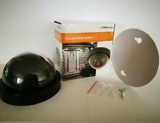 Dummy Camera CCTV Security Surveillance Dome Cam Fake IR LED Light Santa Cam NEW