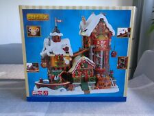 Lemax Elf Made Toys Factory Neu + OVP