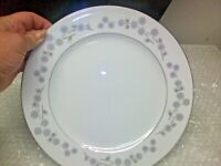 """Noritake Arlene Fine China Starlet 456 Set of 4 Dinner Plates 10 1/2"""""""