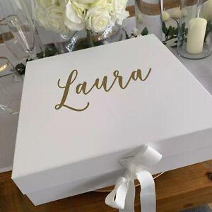 Personlised Gifts Box Wedding Gifts Box Medium