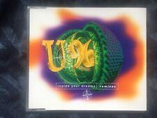 0997 U96 INSIDE YOUR DREAMS REMIXES CD SINGLE INTERMISSION REMIX