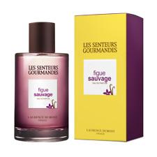Les Senteurs Gourmandes Figue Sauvage Edp 100 ml Parfum BIO VEGAN NEUF