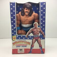 Bootleg KNOCK OFF Ultimate Warrior International Wrestling Championship Figure