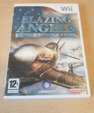 Blazing Angels: Squadrons of WWII (Nintendo Wii, 2007) - European Version